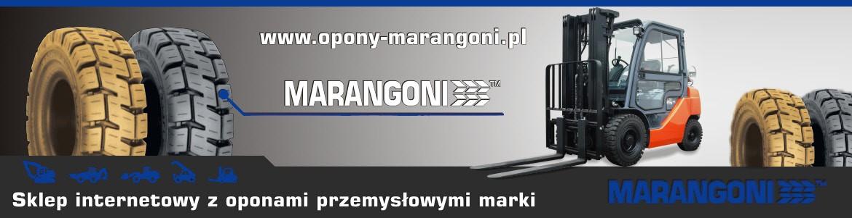 Sklep internetowy z oponami marki MARANGONI